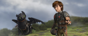 Hiccup and toothless ride again (Image source: Netflix)