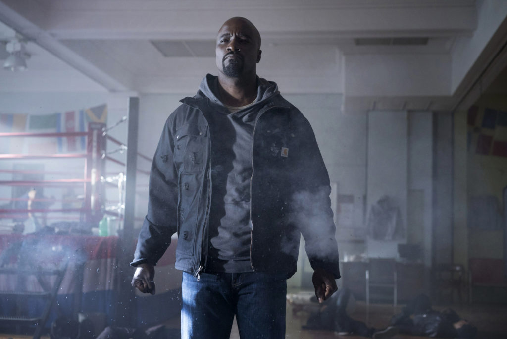 Marvel's Luke Cage - Image by Netflix
