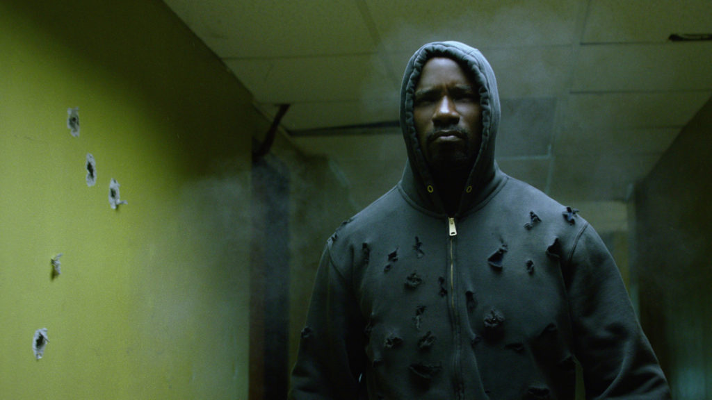 Marvel's Luke Cage. Image by Netflix